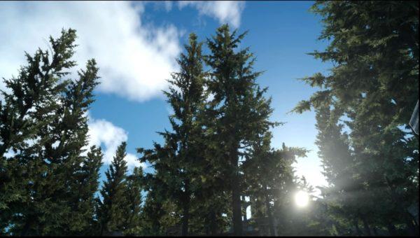 ff15絶景遺構の森